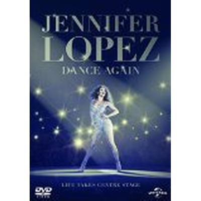 Jennifer Lopez: Dance Again [DVD]